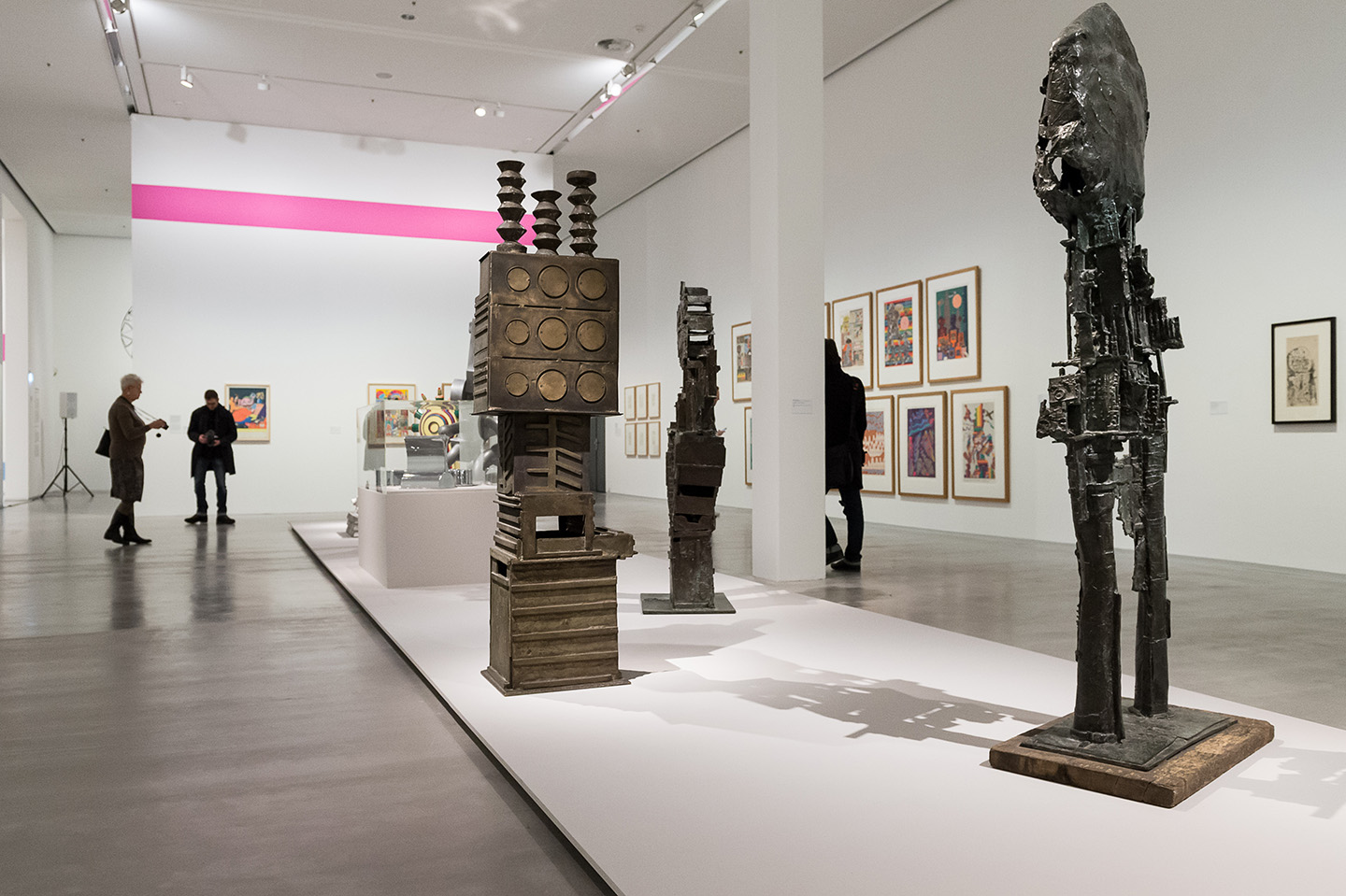 Eduardo Paolozzi Lots Of Pictures Lots Of Fun At Berlinische