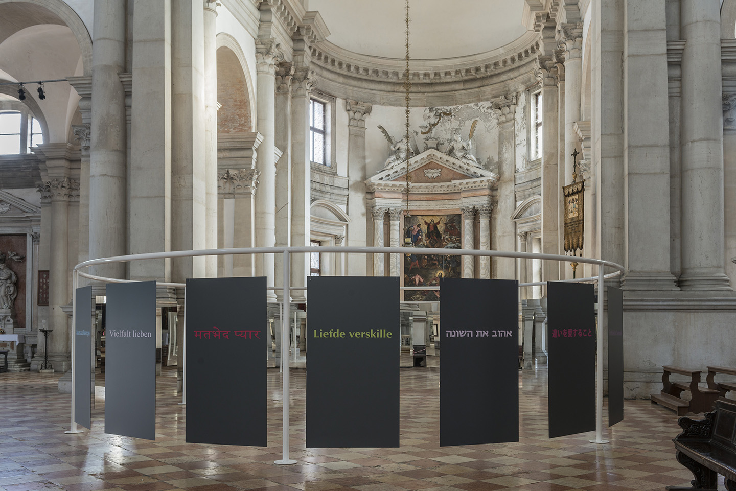 Michelangelo pistoletto one and one makes three at - Michelangelo pistoletto specchi ...