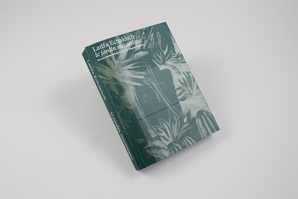 Latifa Echakhch: Le jardin Mécanique •Mousse Magazine