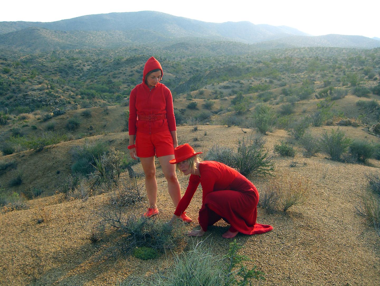 A.L. Steiner and robbinschilds, C.L.U.E., Part I (color location ultimate experience) (still), 2007. Courtesy: the artists; Deborah Schamoni Galerie, Munich; Koenig & Clinton, New York. Photo: A.L. Steiner