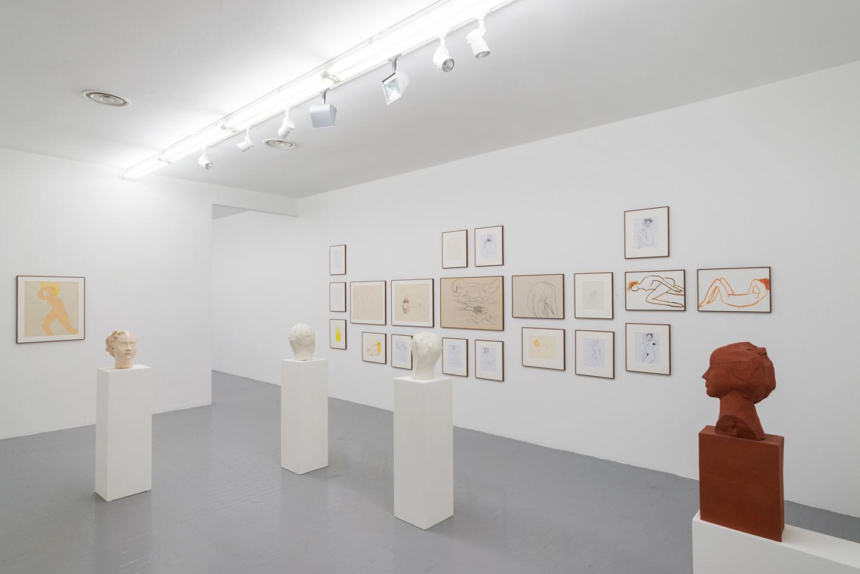 Vanessa Beecroft At Galleria Massimo Minini Brescia Mousse Magazine # Muebles Matisse