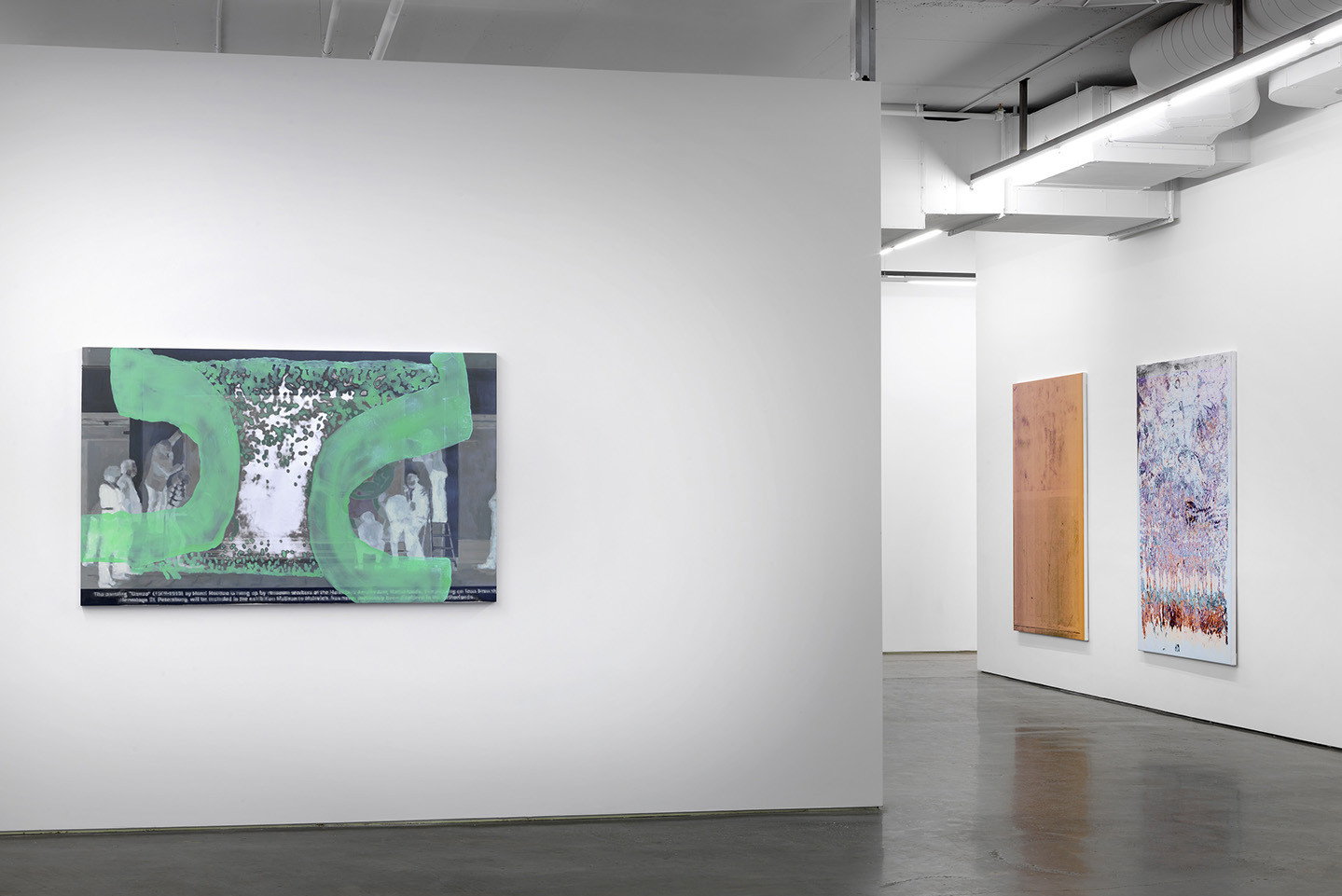 Toby Ziegler And Paul Kneale After Image At Cassina Projects  # Muebles Matisse