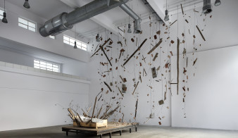 Courtesy: the artist; Fondazione Merz, Turin;ChertLüdde, Berlin; kamel mennour, Paris / London. Photo: Renato Ghiazza