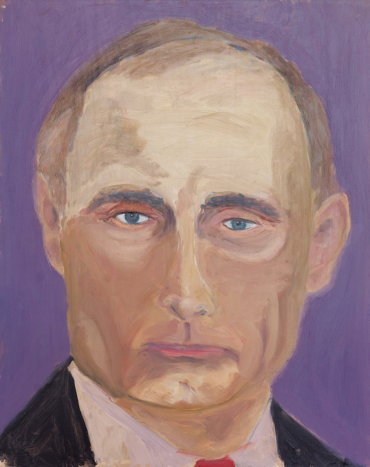 the art of leadership george w bush mousse magazine george w bush putin 2012 photo grant miller