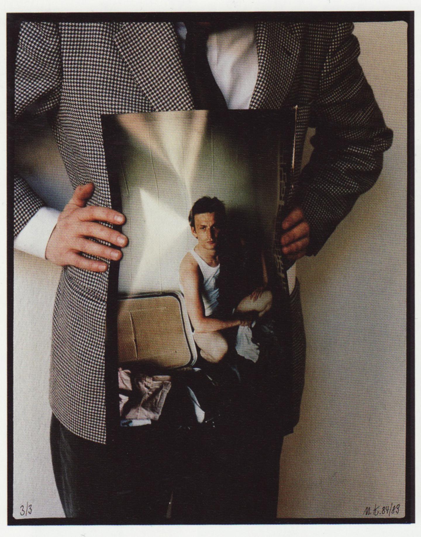 Martin Kippenberger, Wenn Sie mit der Freiheit nicht klarkommen, versuchen Sie es doch mal mit Frauen (If You Can't Handle Freedom, Try Seeing How Far You Can Get With Women), 1984-1989. Courtesy: Galerie Gisela Capitain, Cologne