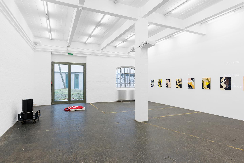 Unmittelbare Konsequenzen At Kunst Halle Sankt Gallen Mousse  # Muebles Nelly Maria