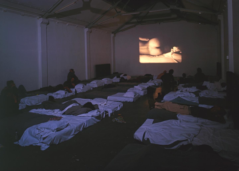 Bik Van der Pol, Sleep With Me, 1997. Courtesy: the artist and Duende, Rotterdam