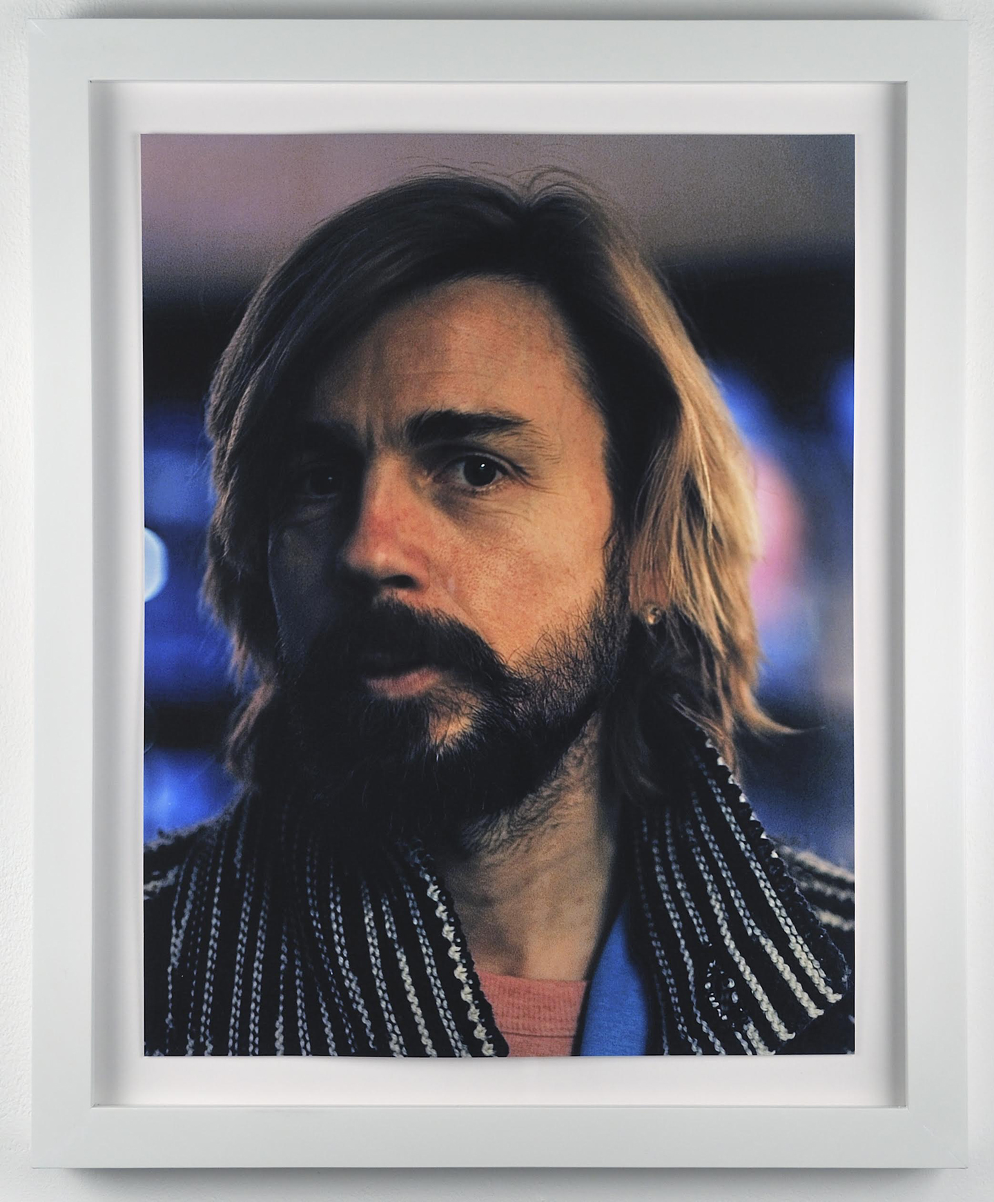Ryan Gander, A portrait of Mark Leckey, 2009. Courtesy: the artist and Metro Pictures, NewYork