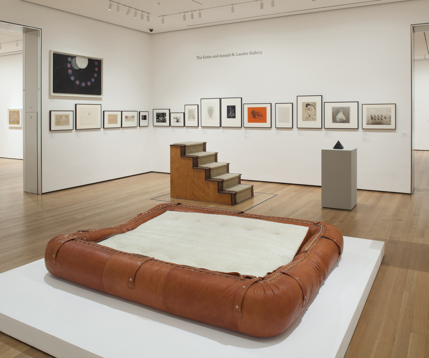 Artist's Choice: Trisha Donnelly installation view at The Museum of Modern Art, New York, 2012-2013. © 2016 The Museum of Modern Art. Photo: Thomas Griesel