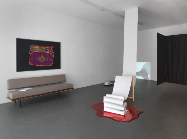 "Charlie Hammond And ""Ein Zimmer"" At Galerie Kamm, Berlin •Mousse"