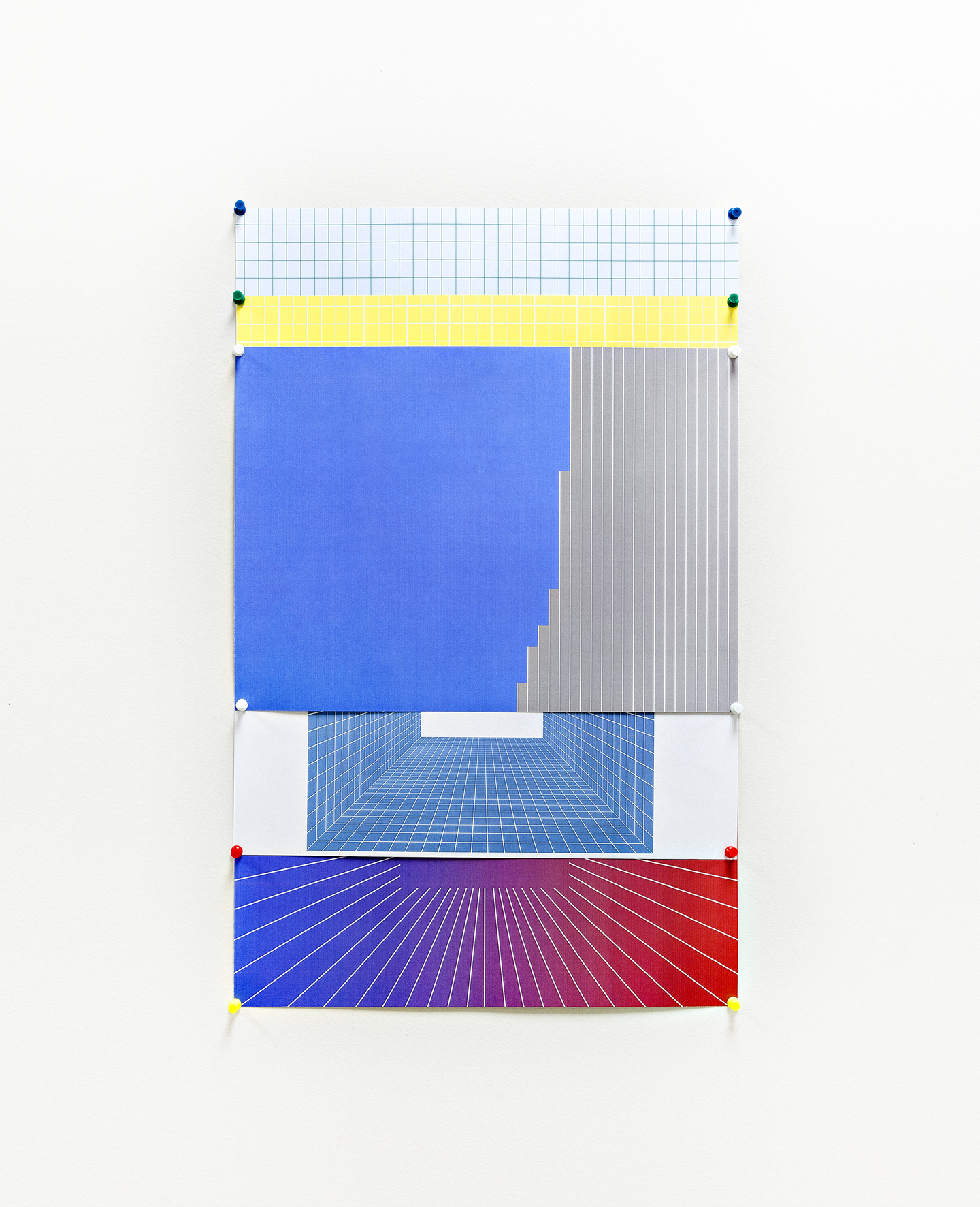 Daniel Everett, Grid III (Alternate), 2012. Courtesy: the artist