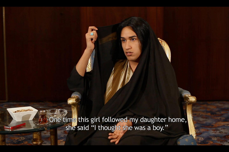 Sounds From The Ghost Raid Fatima Al Qadiri Mousse Magazine # Muebles Calle Fatima