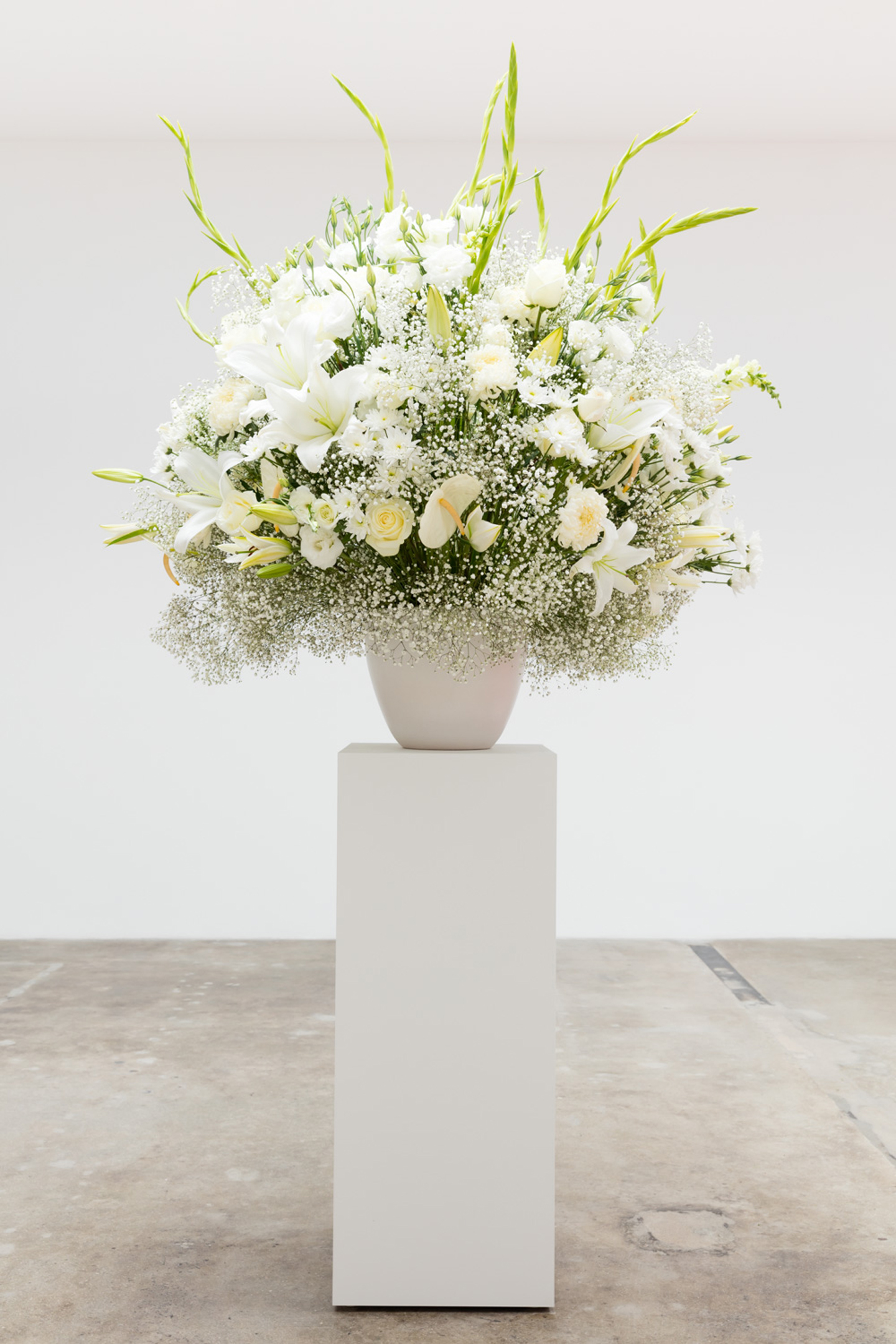 Willem de Rooij, Bouquet IX, 2012. Courtesy: the artist and Regen Projects, Los Angeles. Photo: Michael Underwood