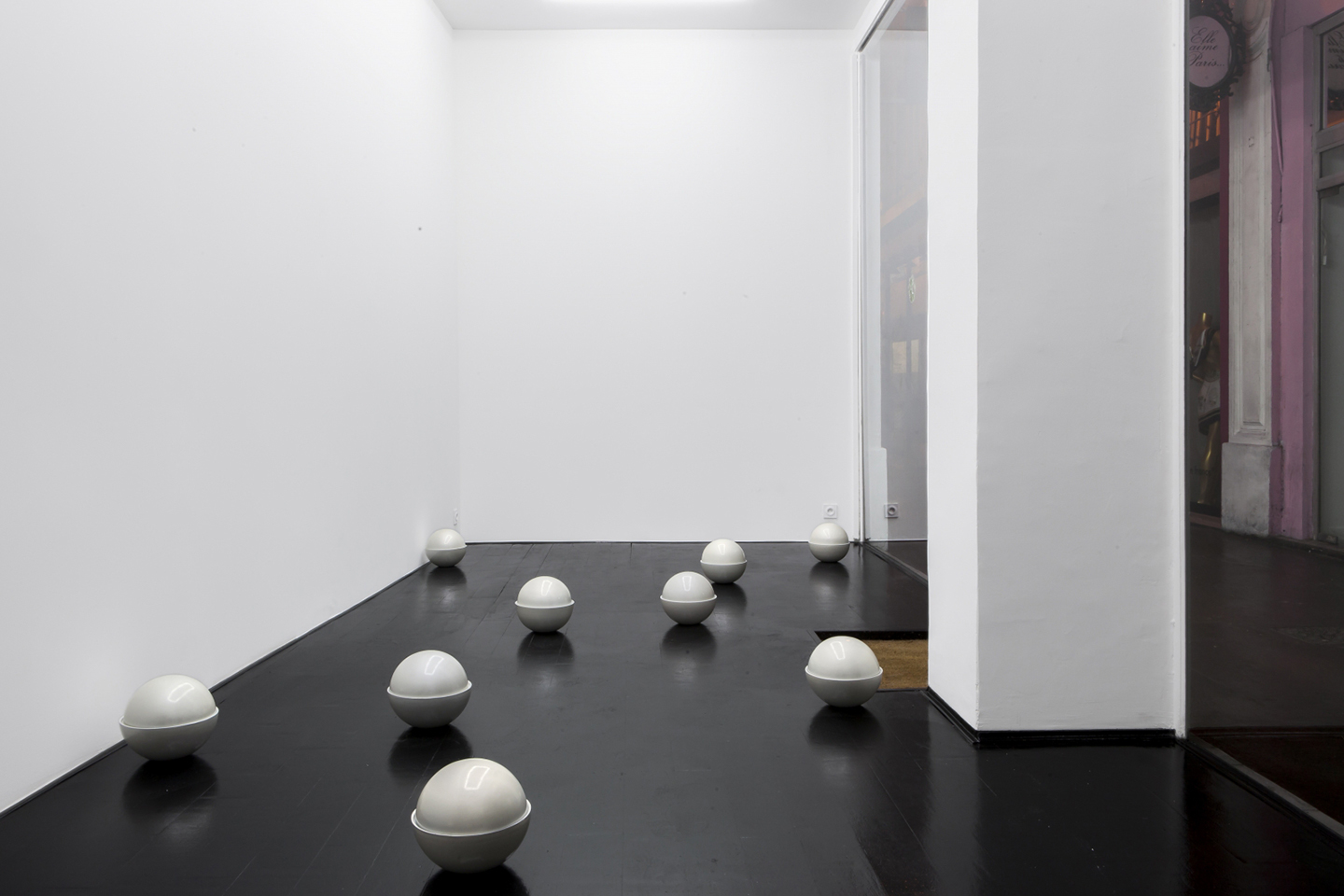 """1ff38663a8 Guillaume Maraud """"The Last Days of. 23.10 – 5.12.15"""" at Édouard Montassut,  Paris, 2015. Courtesy: the artist and Édouard Montassut, Paris."""
