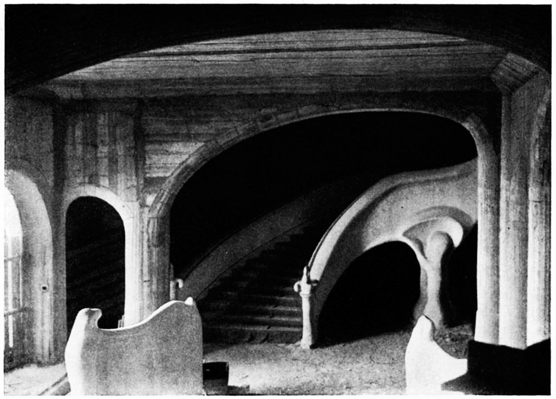 Rudolf Steiner, Goetheanum, 1913-1919