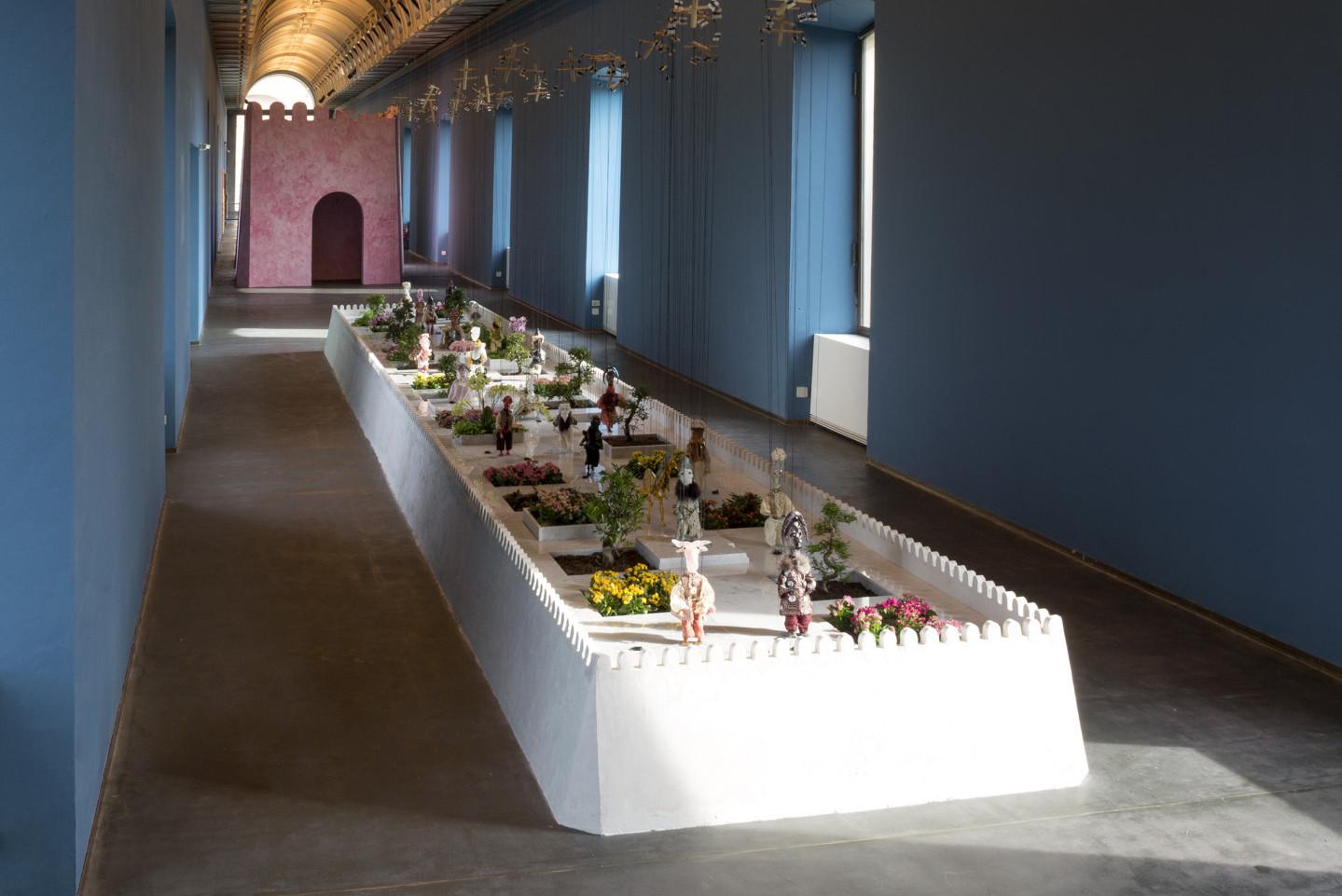 Wael shawky at castello di rivoli museo d arte for Magazine arte contemporanea