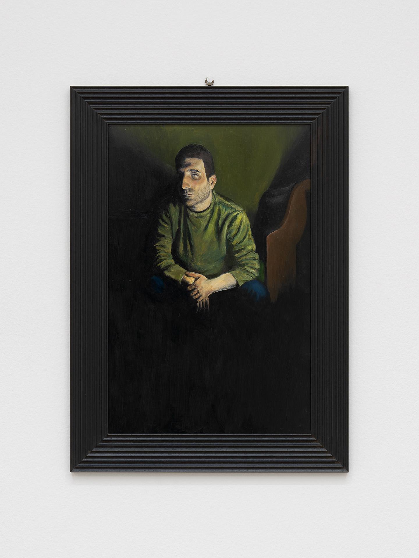 Giangiacomo Rossetti Kris At Galleria Federico Vavassori Milan  # Muebles San Giacomo