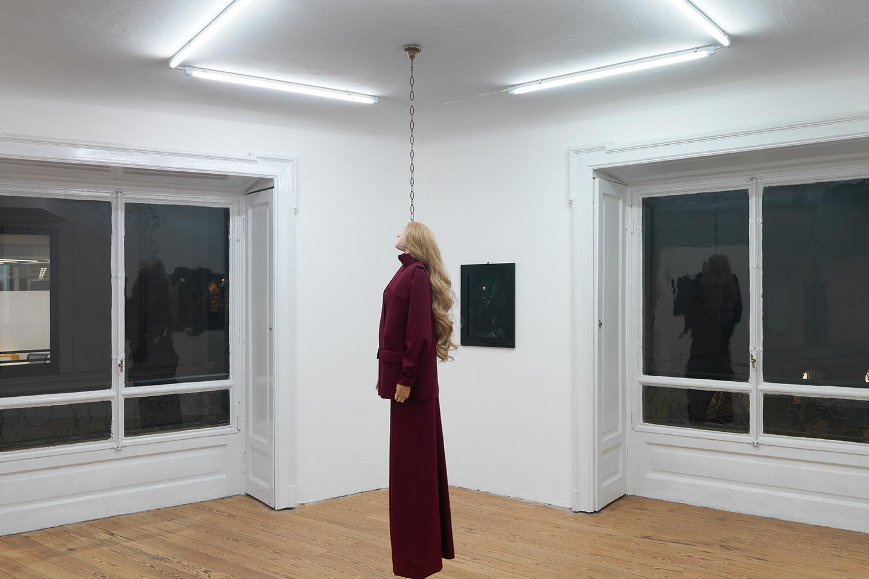 Giangiacomo Rossetti Kris At Galleria Federico Vavassori Milan  # Federico Muebles