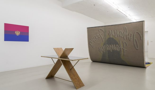 © ar/ge kunst, Bolzano. Courtesy: the artists and Kraupa-Tuskany Zeidler, Berlin. Photo: Tiberio Servillo