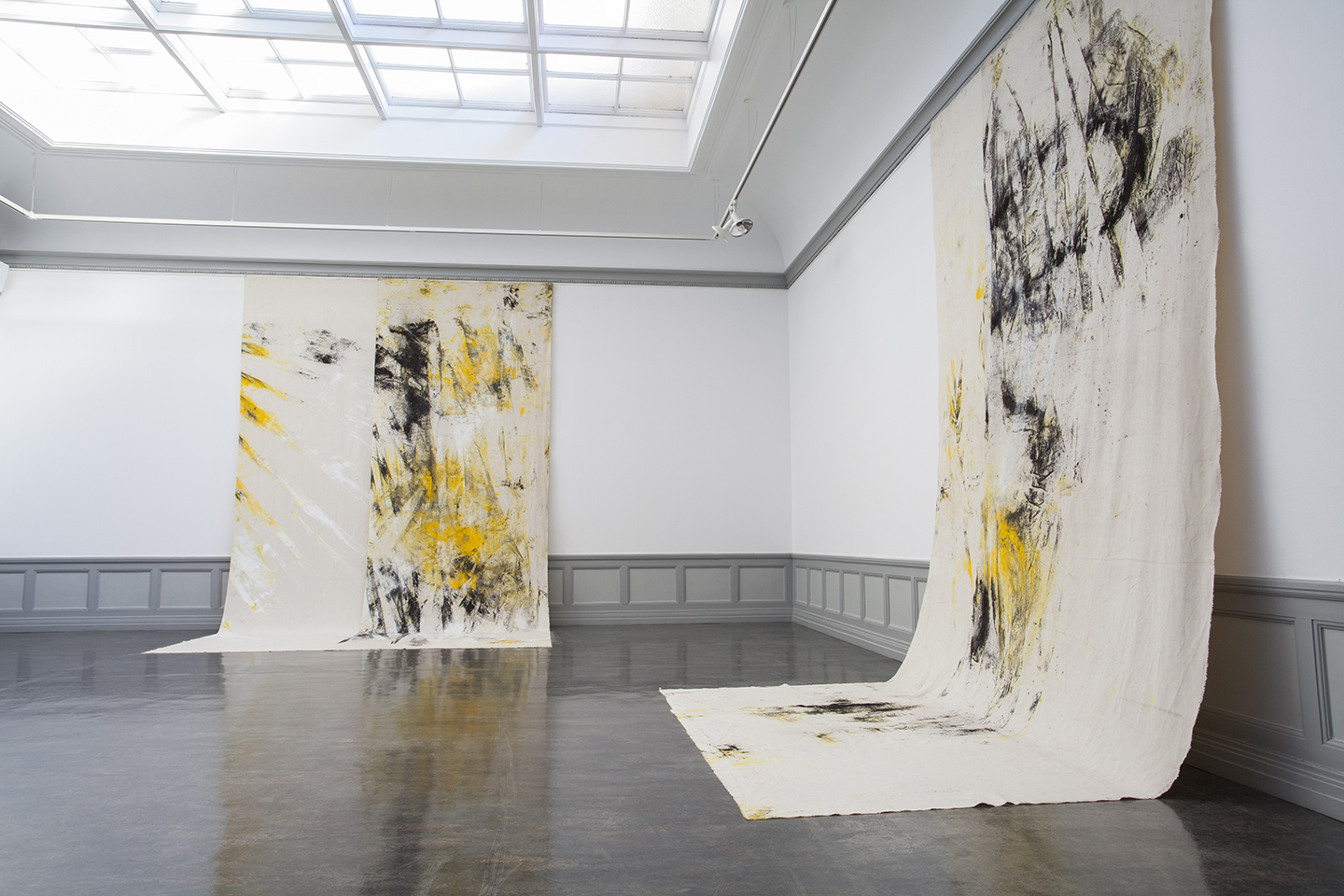 "Jessica Warboys ""Topo Scenic"" at Kunsthall Stavanger •Mousse Magazine"