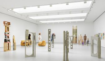 © Isa Genzken Courtesy: David Zwirner, New York/London and Galerie Daniel Buchholz, Cologne.