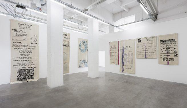 Courtesy: the artist; Sadie Coles HQ, London; kurimanzutto, Mexico City / New York; Esther Schipper, Berlin; Galleria Franco Noero, Turin; WIELS-Contemporary Art Centre, Brussels. Photo: © Andrea Rossetti