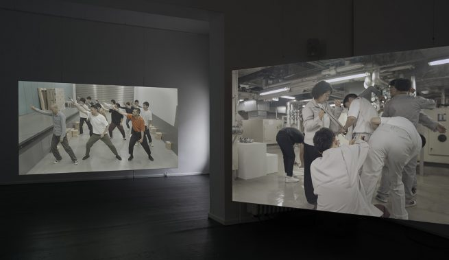 Courtesy: Galerie Tanja Wagner, Berlin