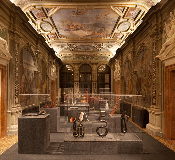 Ca Corner Della Regina.Art Or Sound At Fondazione Prada Ca Corner Della Regina