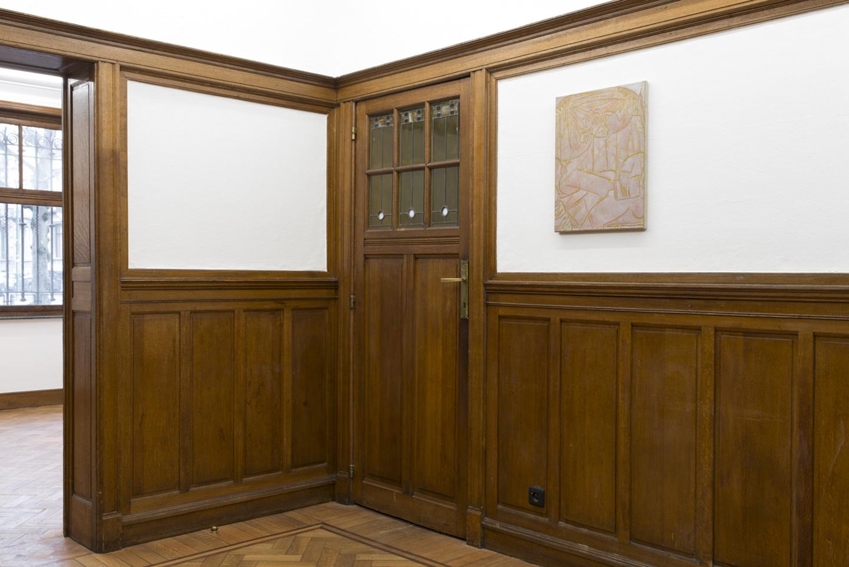 Merveilleux U201cLa Peinture Abstraiteu201d At LA MAISON DE RENDEZ VOUS, Brussels