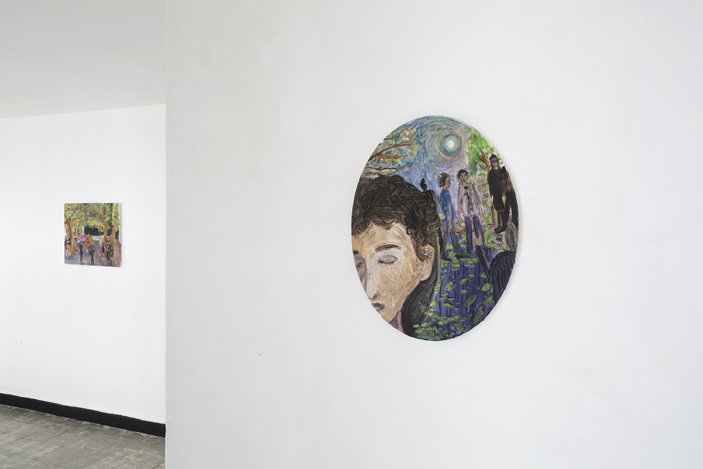 """Lea von Wintzingerode """"The Contract"""" at Lulu annex, Mexico"""