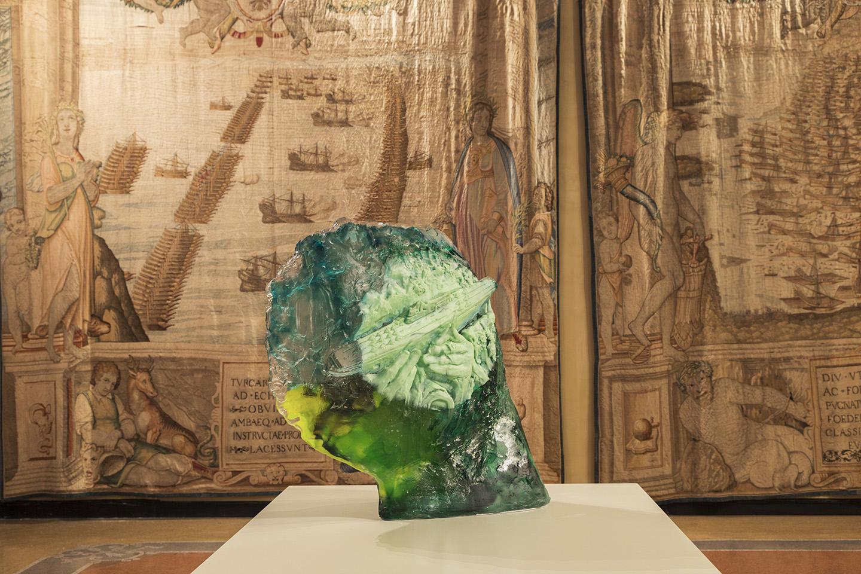 Diego perrone wargames at villa croce museo d arte for Magazine arte contemporanea