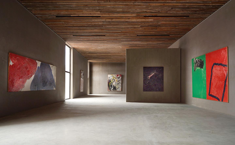 Inaugural Exhibitions At Kanaal Wijnegem Mousse Magazine # Walter Hugo Muebles