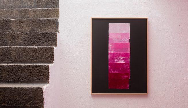 Courtesy: the artist; PACE; Steir-Semler Gallery; Galerie Polaris; Estancia FEMSA - Casa Luis Barragán. Photo: Ramiro Chaves