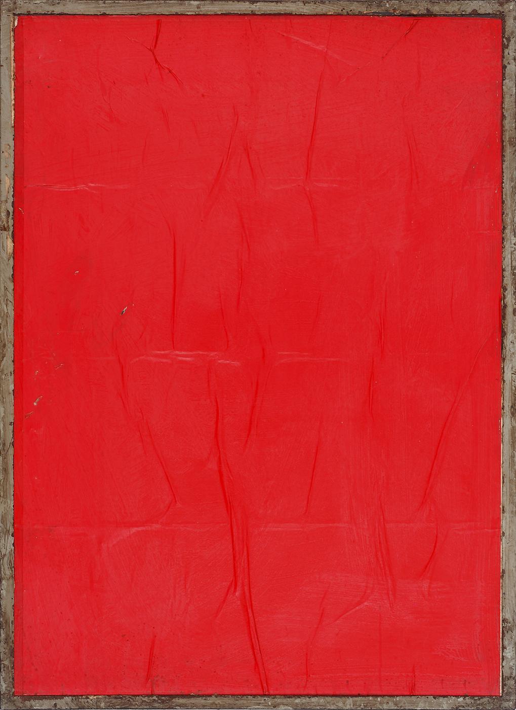 "Mimmo Rotella  Blanks"" at Cardi Gallery, Milan •Mousse Magazine"