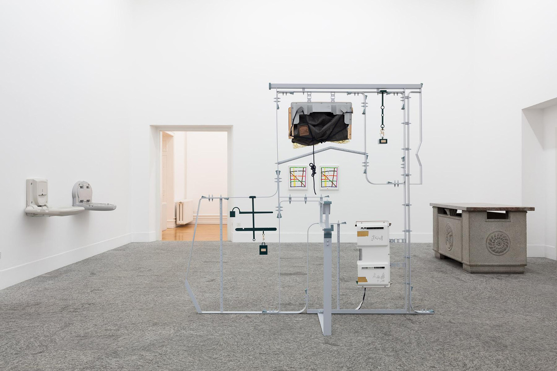 Die Zelle At Kunsthalle Bern Mousse Magazine