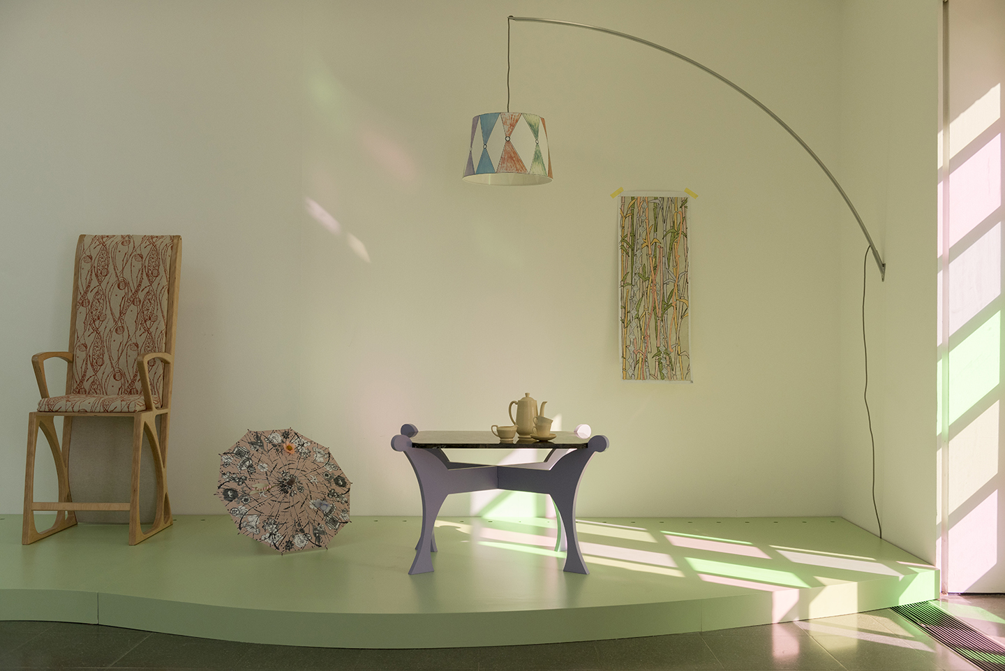 Marc Camille Chaimowicz An Autumn Lexicon At Serpentine Gallery
