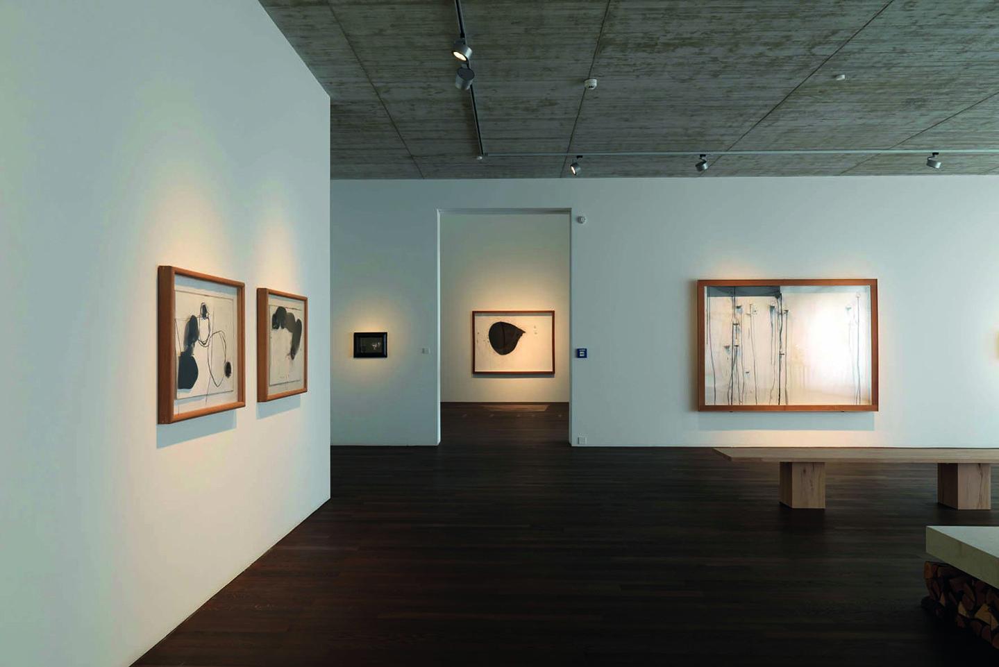 Jordi Alcaraz Installation View At Galerie Michael Haas, Berlin Gallery  Weekend, 2017 © Galerie Michael Haas, Berlin. Photo: Lea Gryze