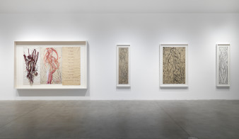 """Louise Bourgeois """"Turning Inwards"""" at Hauser & Wirth, Somerset, 2016"""