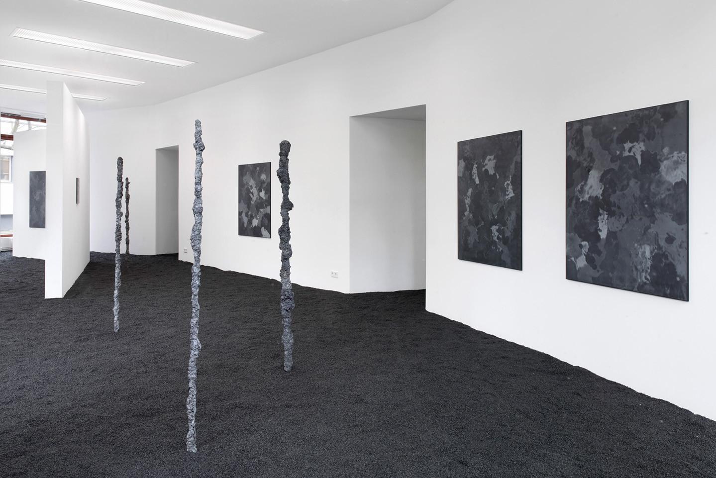Matti Braun, Singale Sugat Installation View At BQ, Berlin Gallery Weekend,  2017. Courtesy: BQ, Berlin. Photo: Roman März