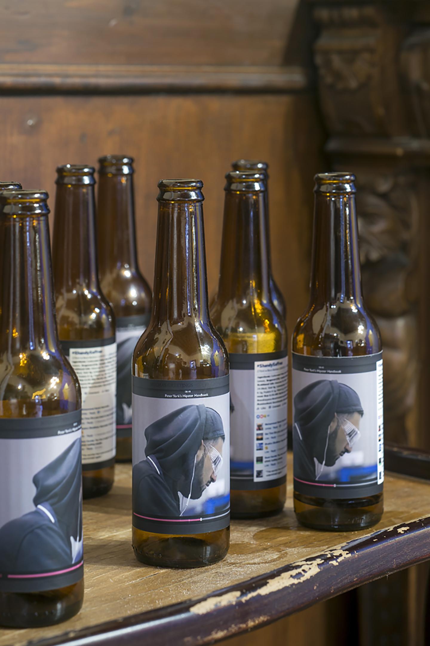 Bottles in Diaspora Pavilion 2017 - Abbas Zahedi