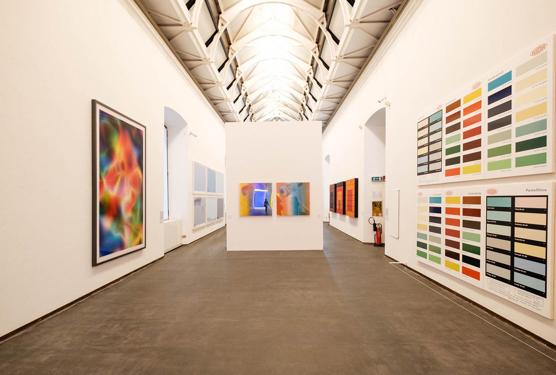 L emozione dei colori nell arte at castello di rivoli for Magazine arte contemporanea