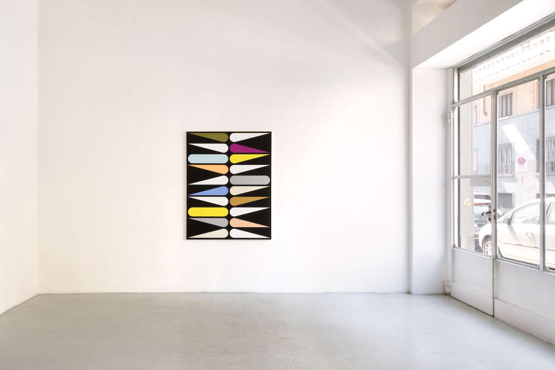 Jan van der ploeg there and while at renata fabbri arte for Magazine arte contemporanea