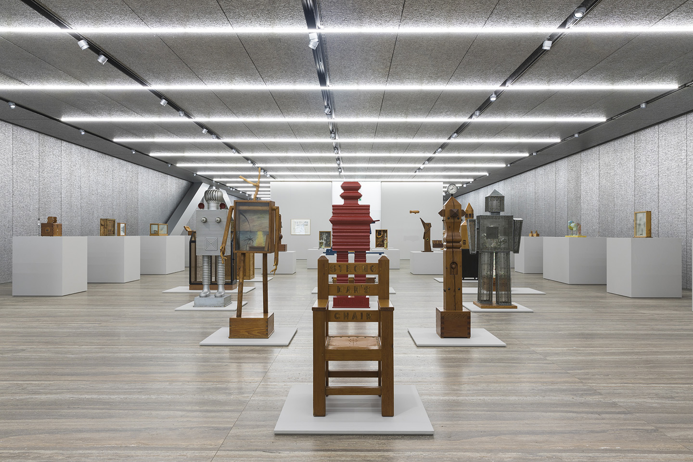 H C Westermann At Fondazione Prada Milan Mousse Magazine # Nuova Muebles Zamora