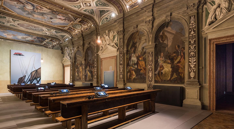 Risultati immagini per the boat Fondazione Prada