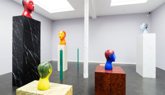 Courtesy: the artist and Galerie Gregor Staiger, Zurich