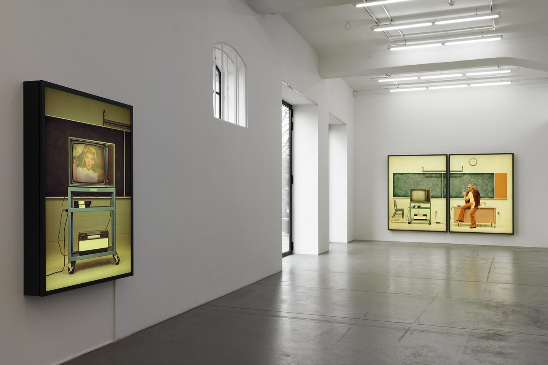 Rodney Graham Media Studies At Hauser Wirth Zurich