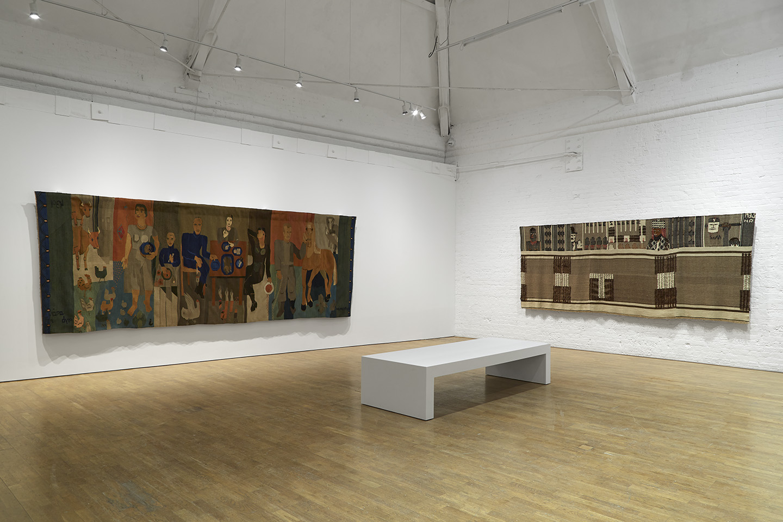 Exhibition Stands Oxfordshire : Hannah ryggen u201cwoven historiesu201d at modern art oxford u2022mousse magazine