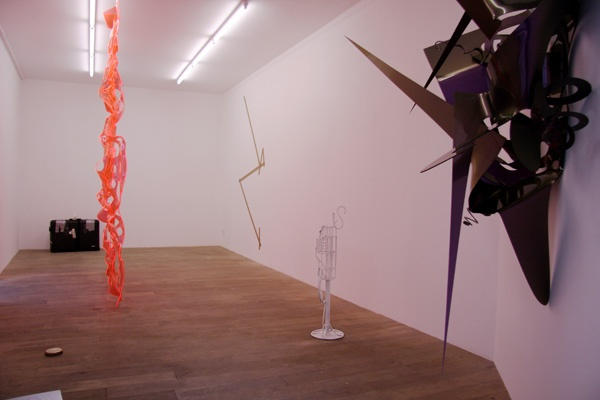 "Hans-Jörg Mayer ""Plasmasex"" (selected by Albrecht Kastein) until March 3, 2012"