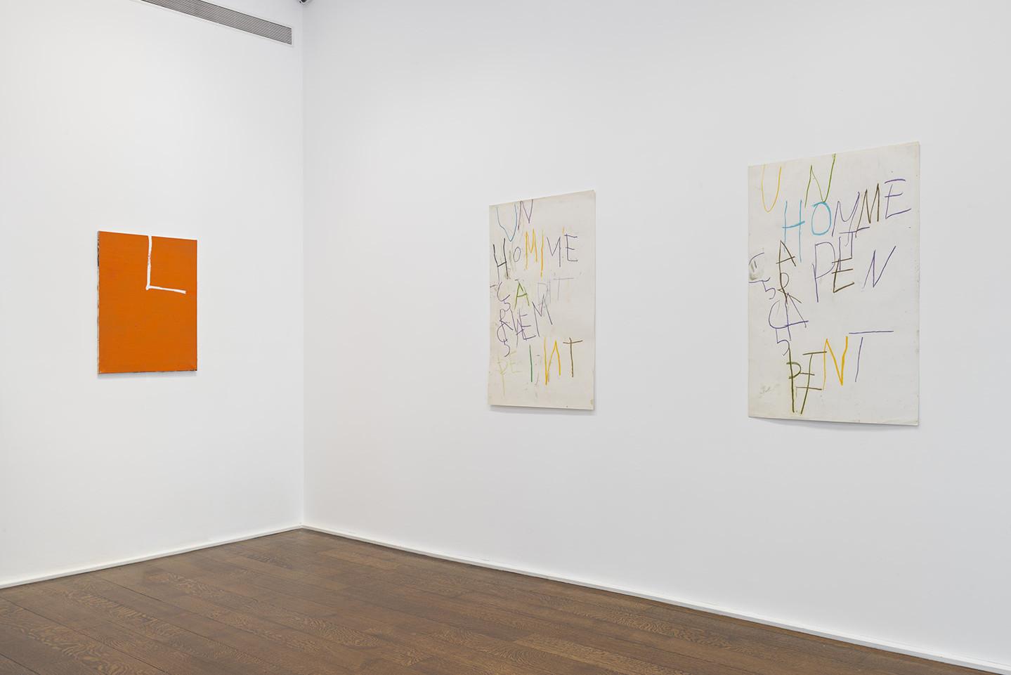 Philippe Vandenberg at Hauser & Wirth, New York •Mousse Magazine