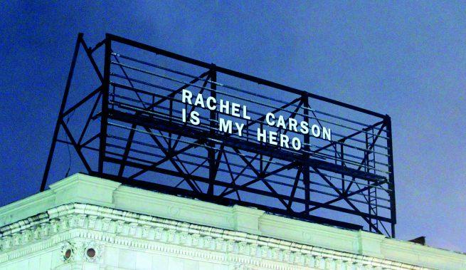 Text by David Horvitz on The Last Billboard (curated by Jon Rubin), 2016
